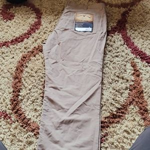 Mens canvas 5 pocket pant relaxed fit size 40x32